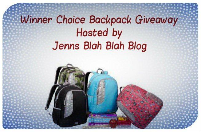 Jenns Blah Blah Blog Backpack Giveaway Dont Miss The eBags #Giveaway!