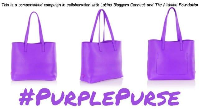 Purple Purse  Do Your Part, Pass the Purple Purse: Domestic Violence Awareness Month