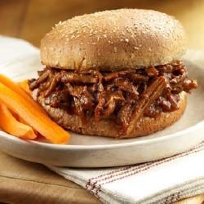 Shredded Beef Sandwiches Ten Easy Super Bowl Recipe Ideas Made With #Manwich