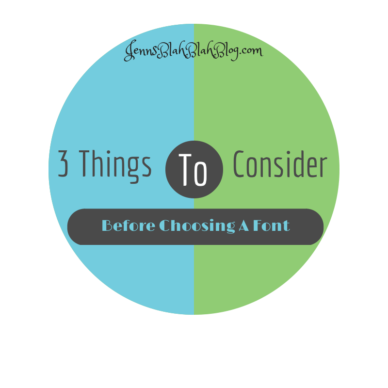 Things to Consider Before Choosing a Font Download Free Fonts: 3 Things to Consider Before Choosing a Font