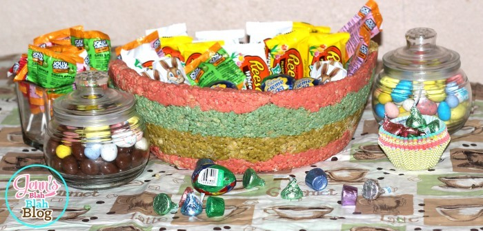 Hersheys Easter Candy Giveaway  #BunnyTrail Easter Ideas: Fun Easter Basket Ideas For Kids Things to do with candy for Easter