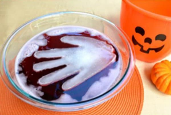 Welch's Spooky Punch Welch's Spooky Punch Halloween Drink Recipe