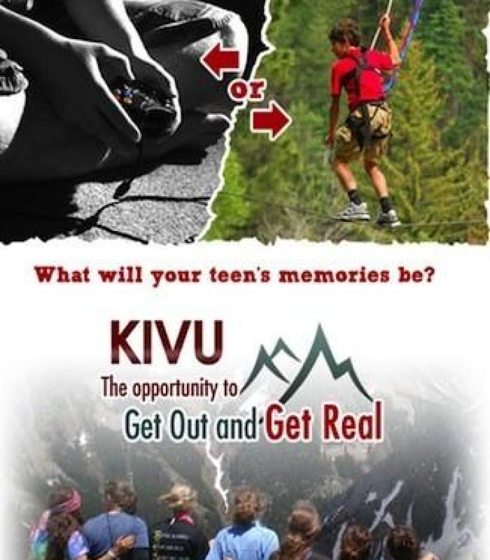 camp for teens Camp KIVU: The First Class Colorado Overnight Camp for Teens to Unplug