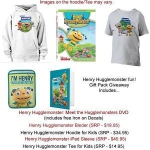 dd #Giveway - Enter To #Win Henry Hugglemonster Prize Pack!