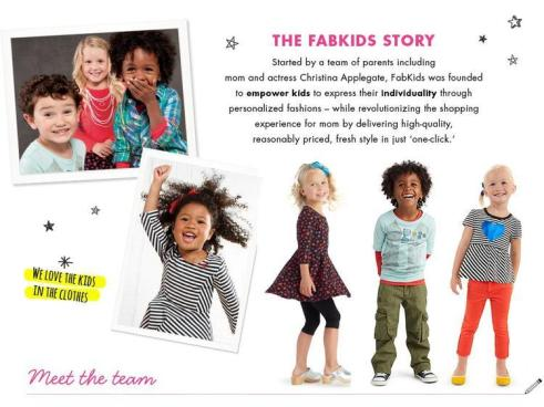 Our November Outfit Pick From FabKids! #GiftGuide