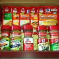 image of different mccormick spices gift set