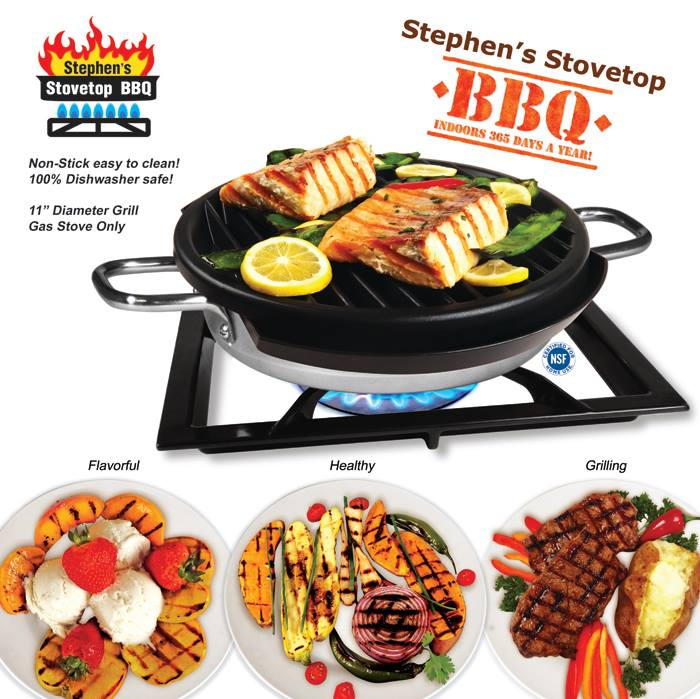 stephens-19 Grilling Indoors: 2 Of My Favorite Food Recipes For Stovetop Grilling