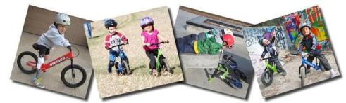 Your Child Will Be Learning A Lifetime Of Healthy Habits With Strider Bikes! #GiftGuide