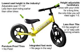 strider balance Your Child Will Be Learning A Lifetime Of Healthy Habits With Strider Bikes! #GiftGuide