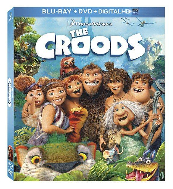the Croods OMG The Croods is Coming, Its Really Coming To DVD and Blue ray!