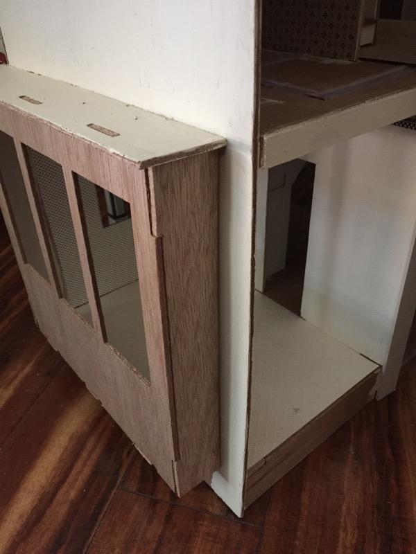 Beacon Hill Kitchen Bay Jenn\u0027s Mini Worlds A Dollhouse