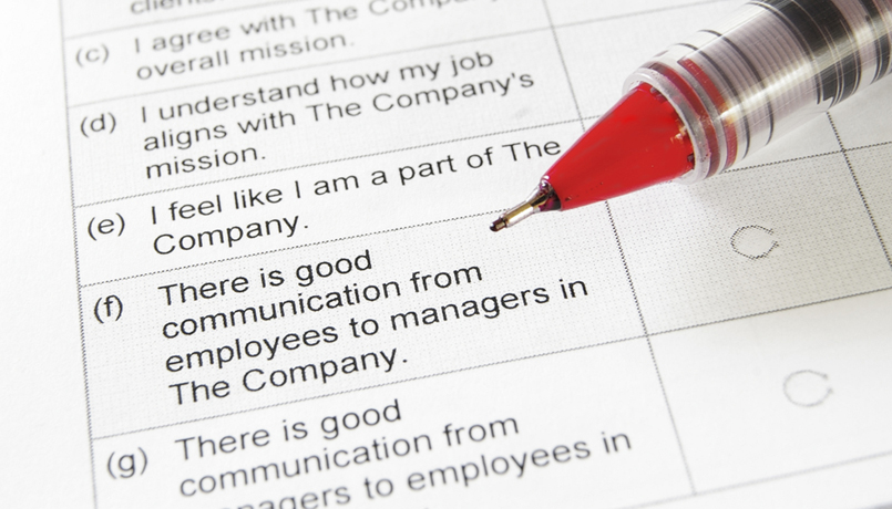 Employee Surveys - Have they outlived their usefulness? Jenny - employee survey