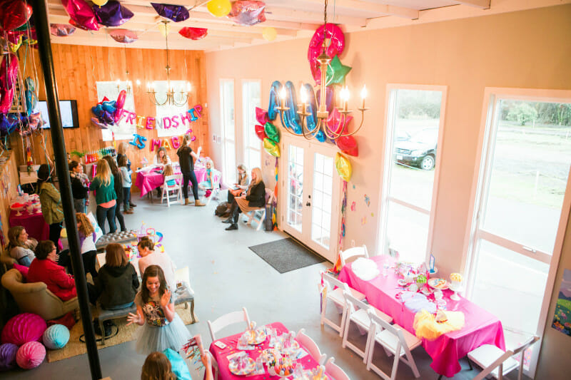 How to Host a My Little Pony Party Ally turns 9 \u2013 Jenny Cookies - birthday party design