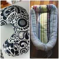 baby nest DIY
