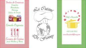 Bannière Cuisine de Fanny