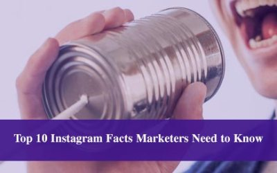 Top 10 Instagram Facts Marketers Need to Know