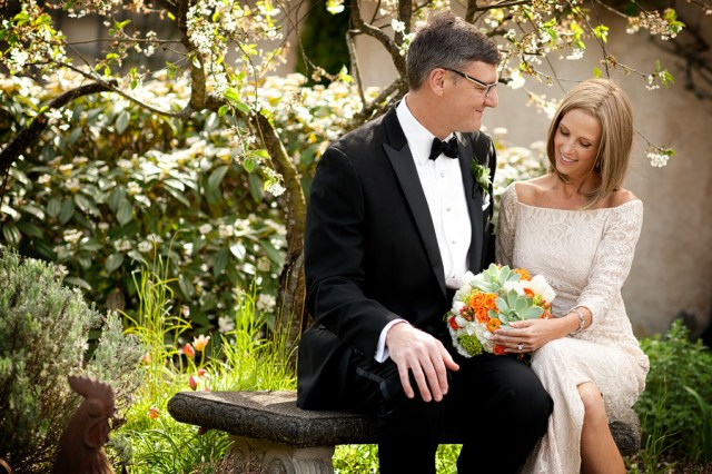 Nancy & Jake, Wish Upon a Wedding, Willows Lodge   © Kimberly Kay Photography
