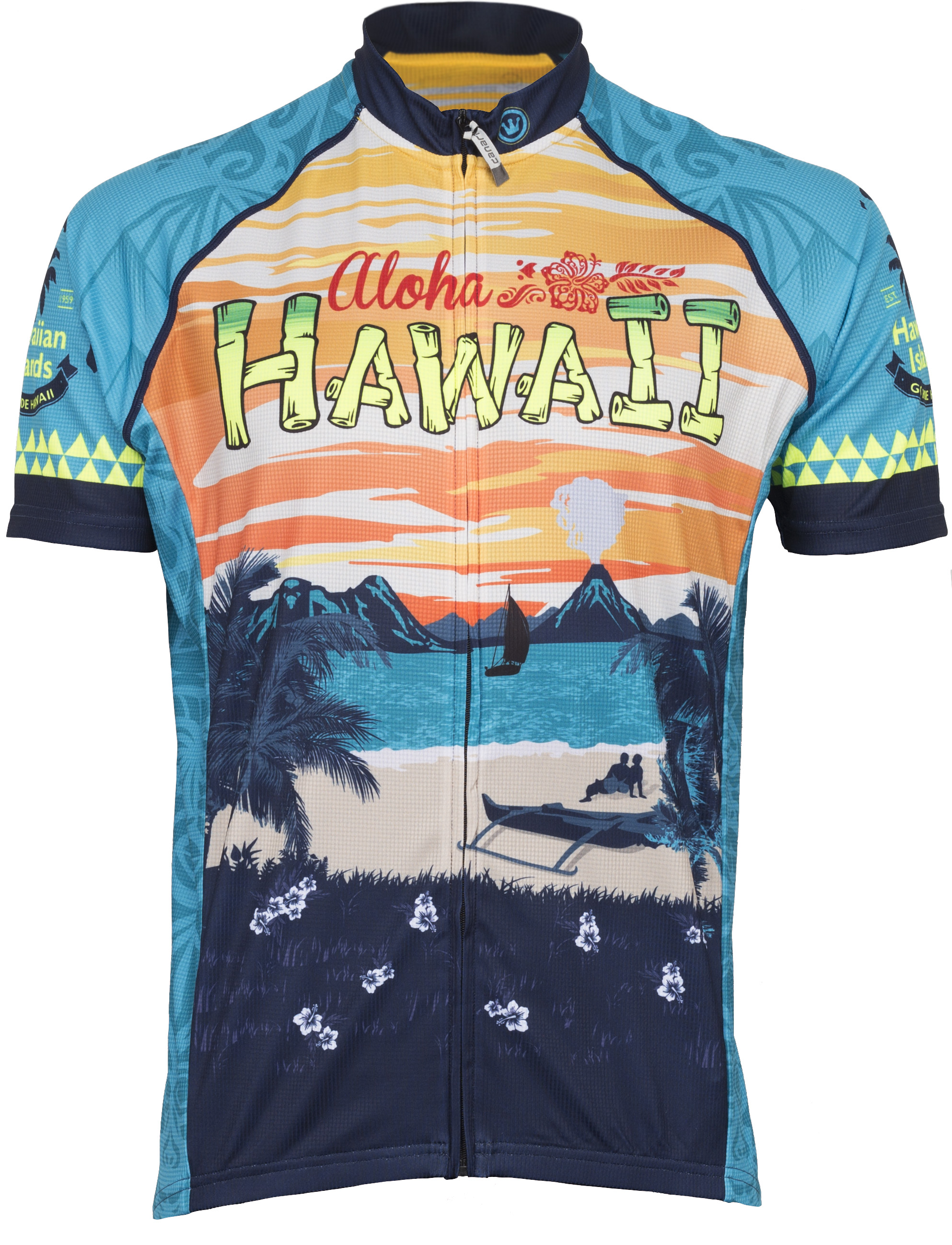 Retro Jerseys Canari Men S Hawaii Retro Jersey