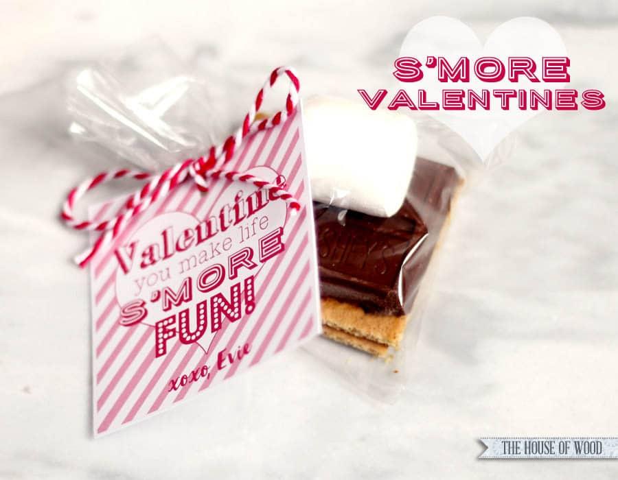 Valentine\u0027s Day S\u0027mores