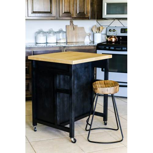 Medium Crop Of Diy Kitchen Island With Storage
