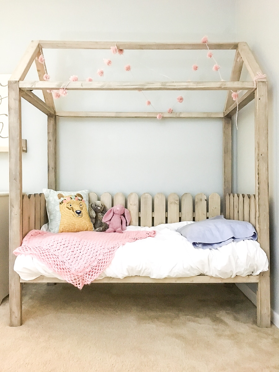 Cheap Toddler Beds Diy Toddler House Bed