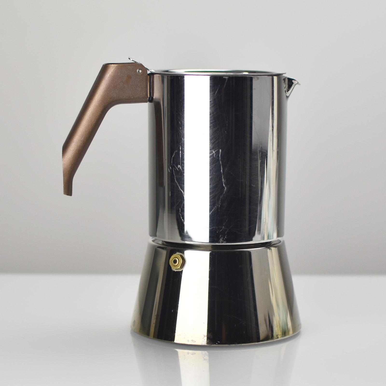 Alessi Espressokocher Details About A Vintage Alessi Espresso Coffee Maker Design Richard Sapper Stainless Steel