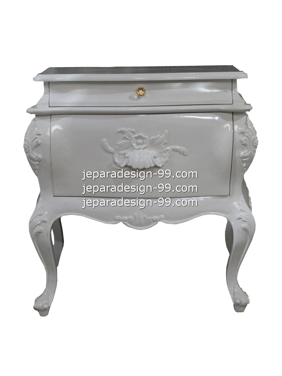 Provincial Bedside Tables French Provincial Classic Bedside Table By Jepara Design 99