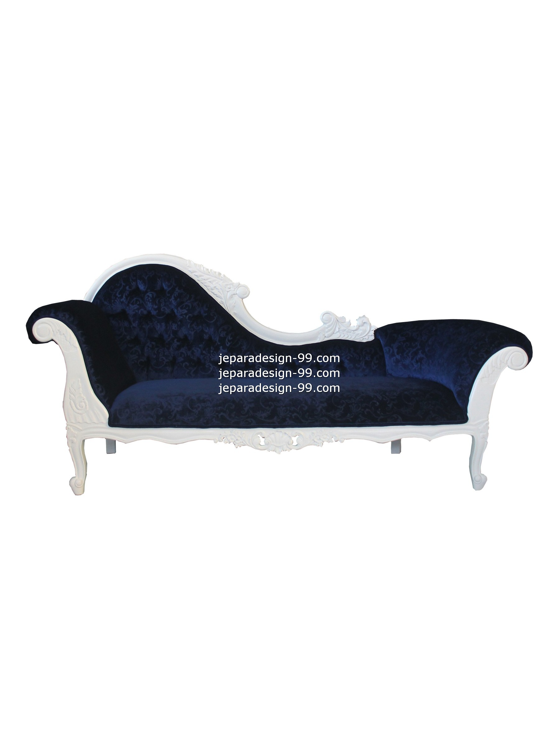French Chaise Classic French Chaise Lounge By Jepara Design 99