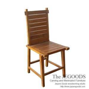 Primitif Minimalist Chair