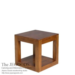 Cubica End Table