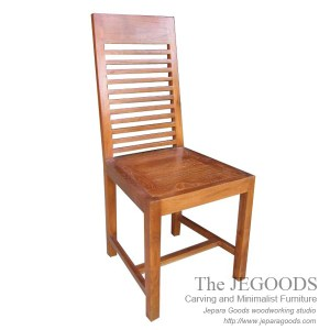 Garisan Teak Chair