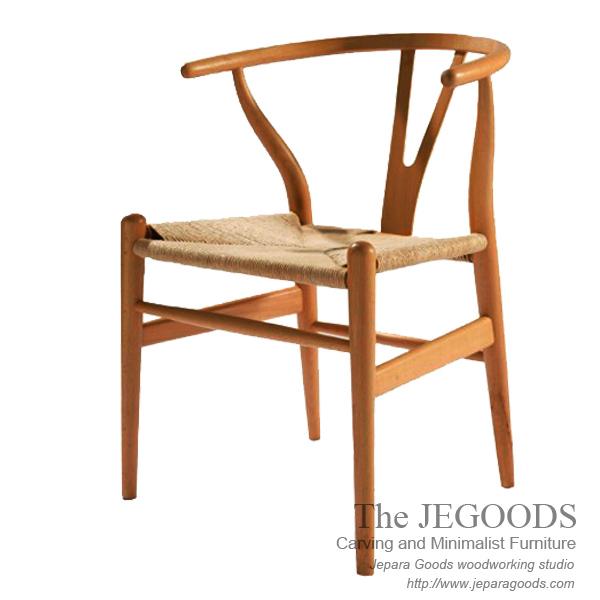 replica of wishbone hans wegner chair kursi cafe hans wegner jati. Black Bedroom Furniture Sets. Home Design Ideas