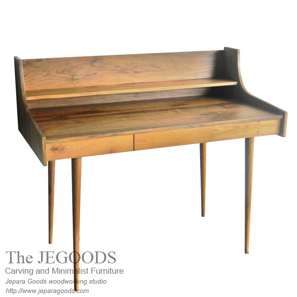 Piano writing desk by jegoods woodworking studio for Furniture jepara