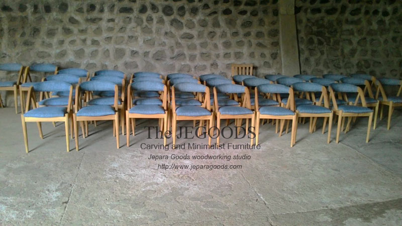 Kai kristiansen 31 chair retro teak indonesia for Furniture jepara