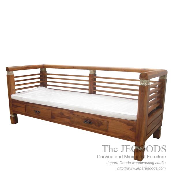 Modern Furniture Jepara panjang bench teak jepara minimalist indonesia furniture factory price