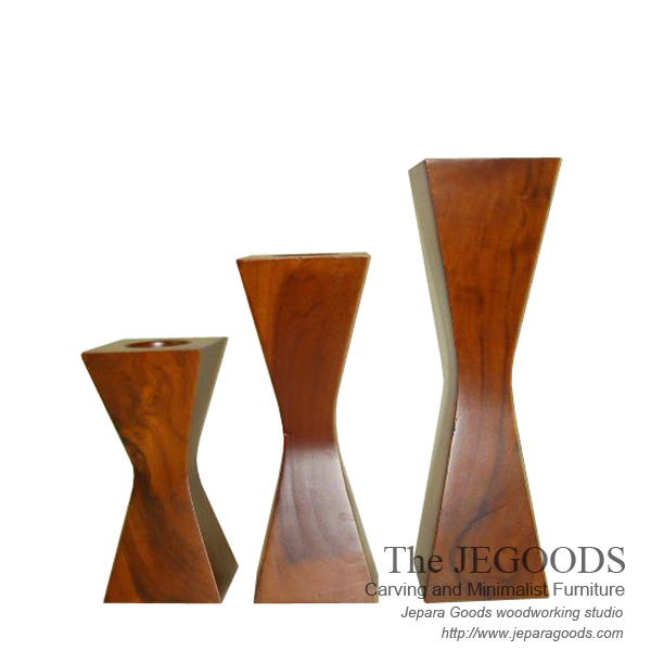 ... Teak Handicraft Candle Holder Souvenir Accessories Tempat Lilin  ...