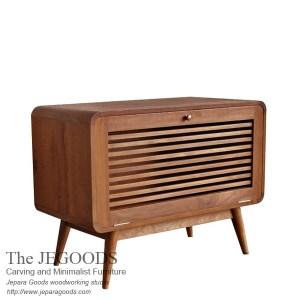 Radio Side Table
