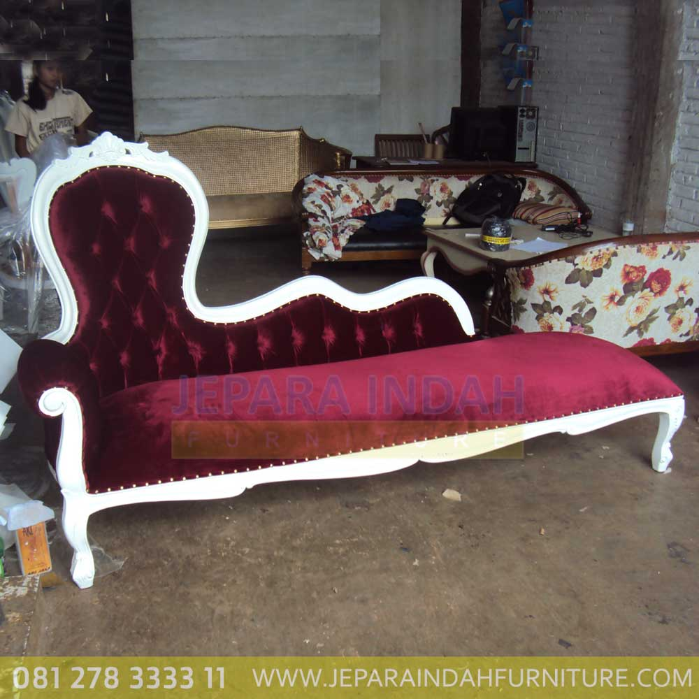 Jual Sofa Living Princes Cat Duco Ukiran Klasik By Jepara Indah Furniture