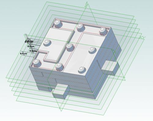 3D Puzzle Design