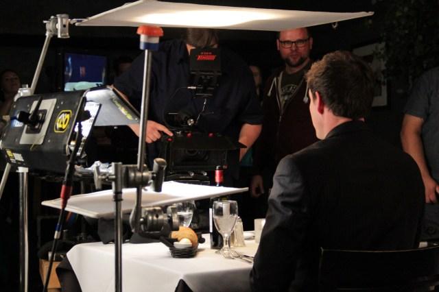 Star Wars - Big Red Bow Spot - Behind the Scenes - Jeremy Osbern - Bruce Branit - BranitFX - Branit VFX