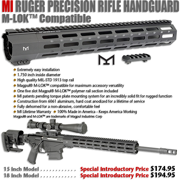 Ruger Precision Rifle Frank Galli Snipers Hide Review AR15 - firearm bill of sales