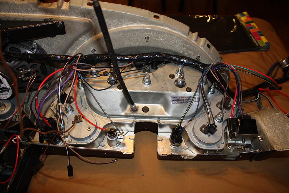 1966 Corvette Wiring Harness Wiring Schematic Diagram