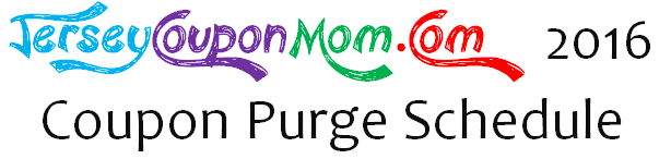 Coupon Purge Schedule Real Header