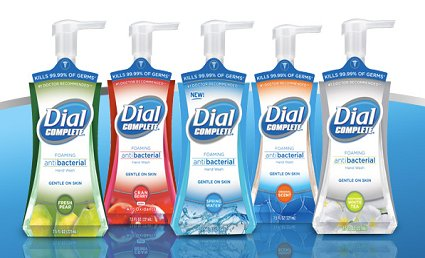 Dial Foaming Hand Wash