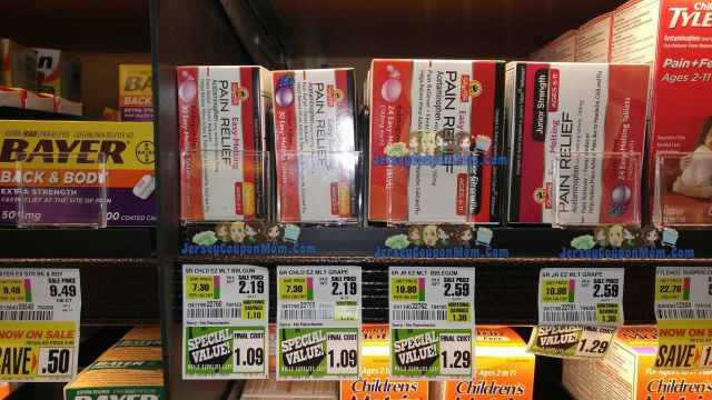 ShopRite Brand Kids Tylenol