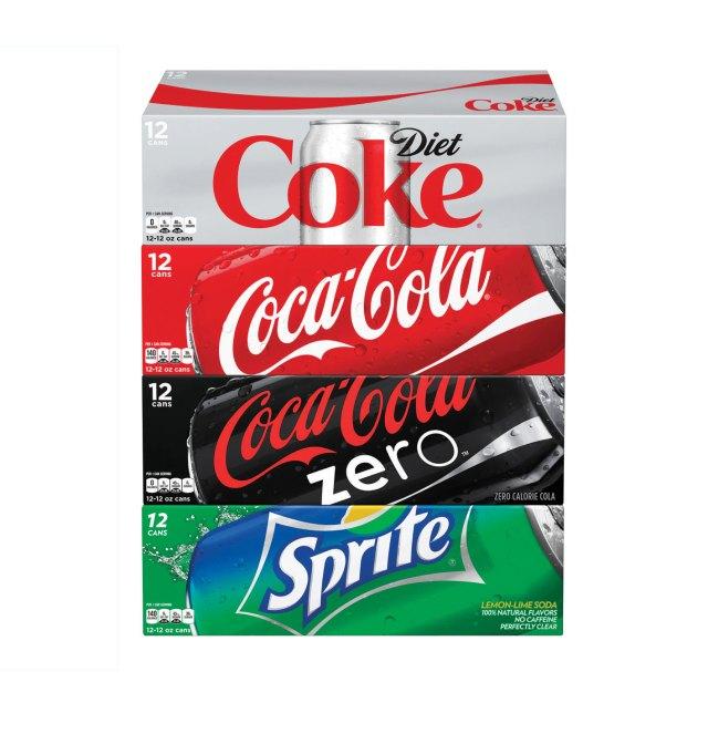Coca-Cola-Stack