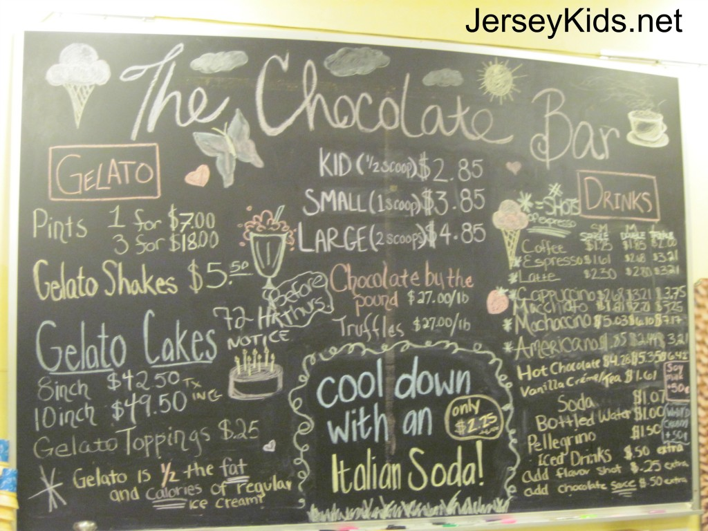 Sojo Spa Nj Reviews Treat Of The Day The Chocolate Bar Jersey Kids
