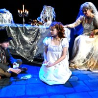 My daughter Carolyn appears as Young Estella in PICT Classic Theatre's Great Expectations, which Next Pittsburgh chose as the first of