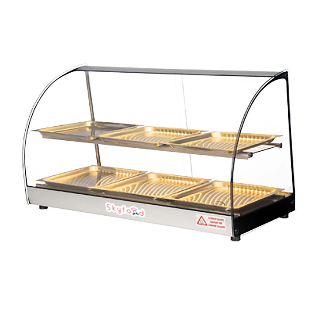 Countertop Food Display Case Skyfood Fwd2 33 6p Display Case Hot Food Countertop