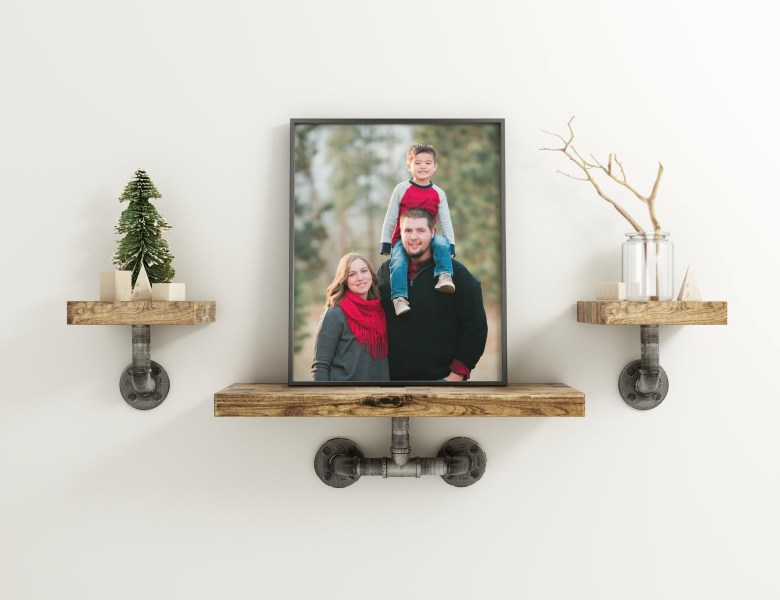 Holiday Family Portrait Event in Missoula, Montana